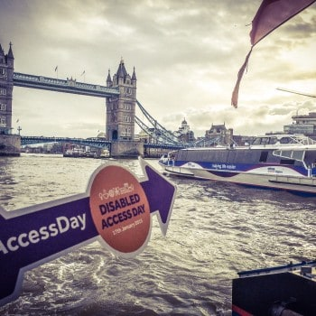 Disabled access day