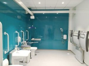 Inclusion in action at the Sailmakers Shopping Centre with their Changing Places facilities