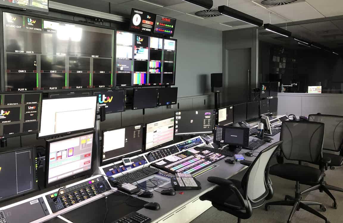 ITV Edit Room Accessible Design