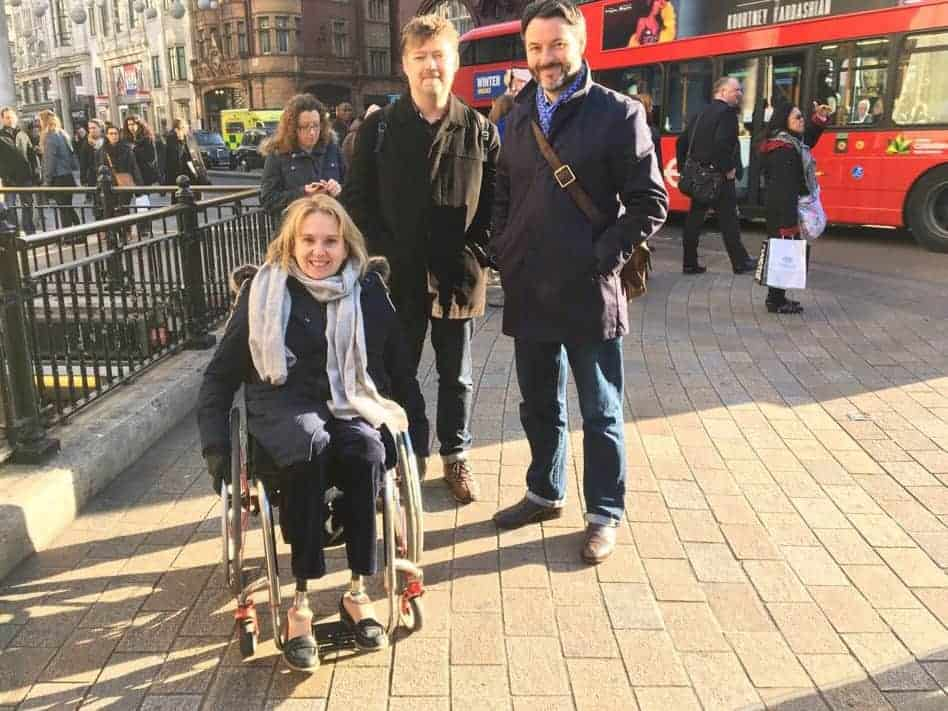 Architects step up to Accessibility Challenge
