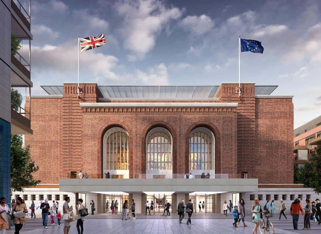 Inclusive Design and Co-production – Hammersmith and Fulham Town Hall