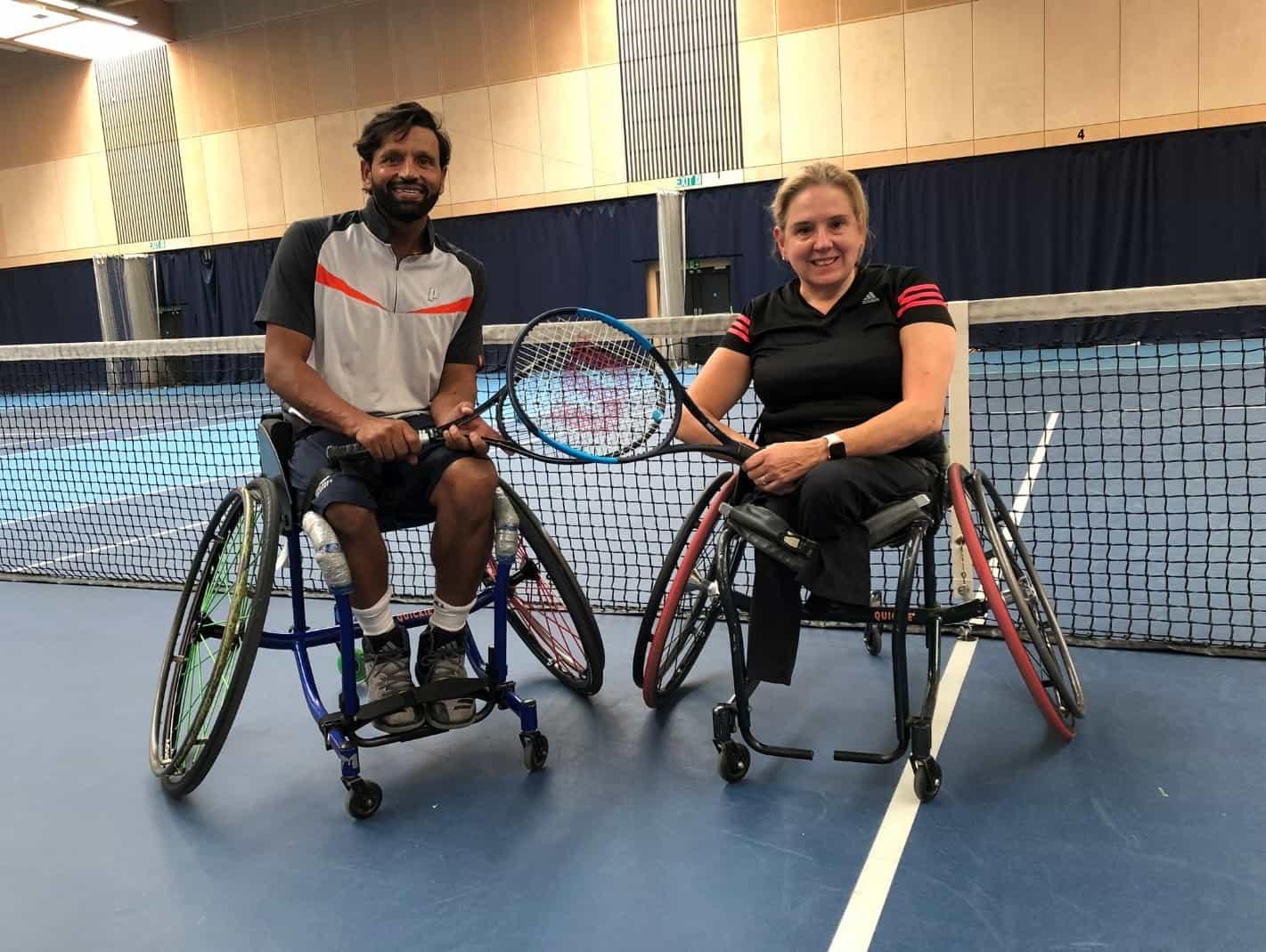ITF Wheelchair Tennis